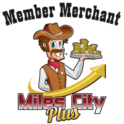 Miles City Plus Member Merchant