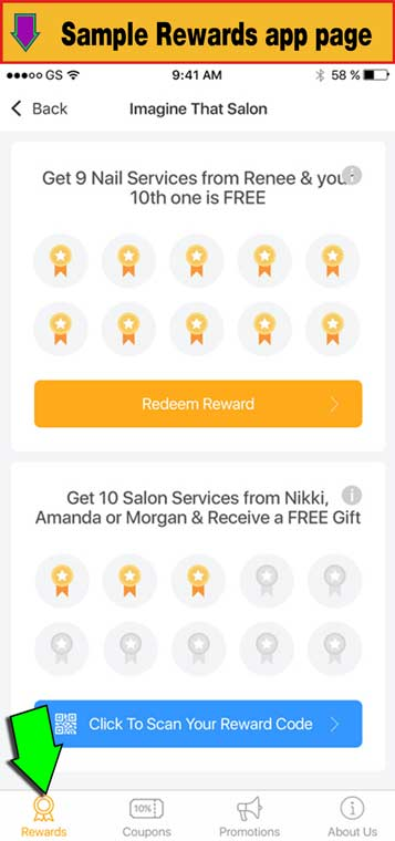 Miles City Plus App - Rewards